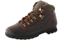 Timberland Men's Icon Euro Hiker Leather brown smooth